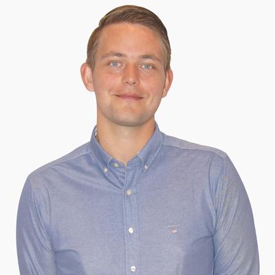 Simon Børsting salgschef