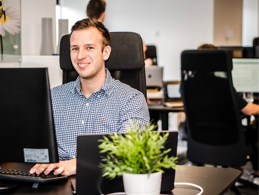 Mads Andreassen designer hos webbureau København