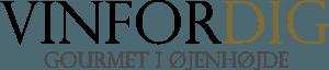 Vin For Dig logo