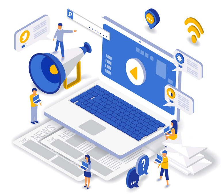 Online markedsføring Google Ads bureau